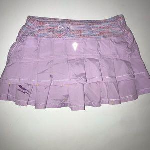 Lavender Ivivva skirt